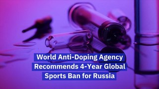 The World Anti-Doping Agency Advises A Ban On Russian Teams