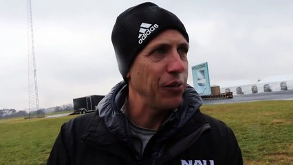 Mike Smith Is Embracing NAU's Runner-Up Finish