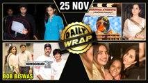 Kangana's Film On Ram Mandir Aparajitha Ayodhya, SRK Abhishek Bob Biswas, Priyanka Katrina Party