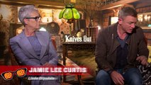 Knives Out (2019) - Daniel Craig and Jamie Lee Curtis Interview