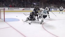 Patrick Marleau deposits rebound to give Sharks the OT victory for third straight game