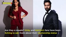 Katrina Kaif And Vicky Kaushal To Spend New Year's Eve Together
