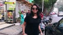 Spotted Varun Dhawan,  Swara Bhasker at Body sculptor Gym