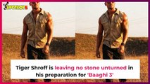 Baaghi 3: Tiger Shroff Flaunts His Cuts And Scrapes On Instagram