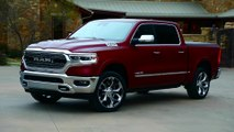2020 Ram 1500 Limited Design Preview