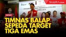 Timnas Balap Sepeda Target Tiga Emas di SEA Games 2019
