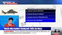 Qui sont les treize militaires français morts au Mali dans l'accident de deux hélicoptères ?
