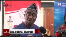 Our inability to achieve 12,000 power generation capacity saddens me - Gabriel Suswam