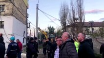 Six dead as quake hits Albania
