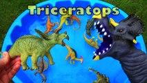 Dinosaurs Toys for kids, Dinosaurs Learn Names, Jurassic World Dinosaur Educational Video