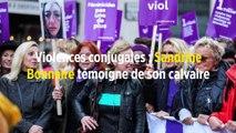 Violences conjugales : Sandrine Bonnaire témoigne de son calvaire