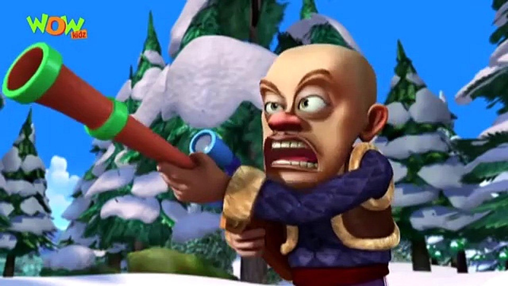 Bablu Dablu New Episode  Snow Daze  Animated videos For Kids  Ep 23