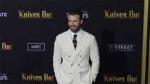 Chris Evans warns fans about online scams