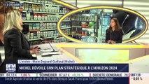 Marie Degrand-Guillaud (Nickel): Nickel dévoile son plan stratégique à l'horizon 2024 - 26/11