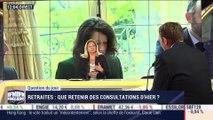 Laurent Escure (Unsa) : Retraites, que retenir des consultations d'hier ? - 26/11