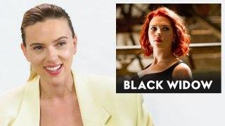 Scarlett Johansson Breaks Down Her Career, from 'Her' to 'Avengers: Endgame'