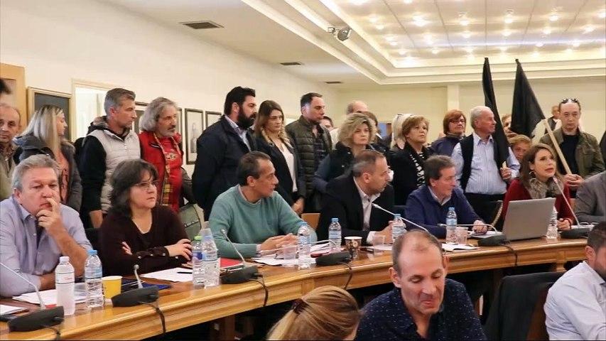 Στο περιφερειακό συμβούλιο οι κάτοικοι του Αυλακίου για το προσφυγικό