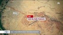 """Mali: Treize militaires français tués dans une collision accidentelle de deux hélicoptères - Le Président Emmanuel Macron salue des """"héros"""" qui """"n'avaient qu'un seul but : nous protéger"""""""