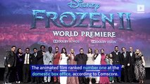 'Frozen II' Debuts at $127 Million Opening Weekend