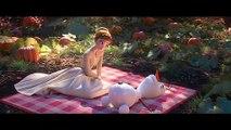 Frozen 2 Film Clip - Permafrost