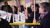 Violences conjugales : les associations déçues par les mesures gouvernementales