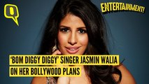 'Bom Diggy Diggy' Singer Jasmin Walia on Her Bollywood Plans