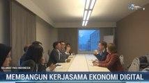 Menkominfo RI dan OECD Jajaki Kerja Sama Ekonomi Digital