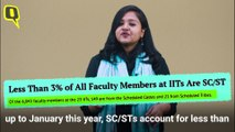 Why Are SC/STs Missing From IIMs and IITs?