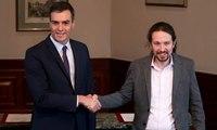Las bases de Podemos apoyan con un 97% en la consulta interna el Gobierno de coalición con el PSOE