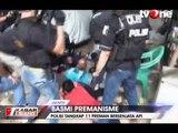 Polisi Tangkap 11 Preman Bersenjata Api