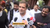 Pragya Thakur calls Godse 'deshbhakt' in LS: 'Its voice of RSS, BJP', says Rahul Gandhi