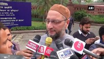 Owaisi calls Pragya Thakur 'an enemy of Gandhi and supporter of his killers'