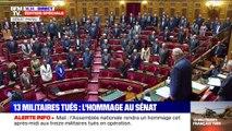 Le Sénat rend hommage aux 13 militaires français morts au Mali