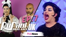 RuPaul's Drag Race UK episode seven review: Baga Chipz vs Cheryl Hole lip sync