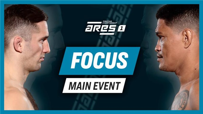 #ARES1: Focus on the main event