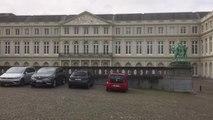 Bruxelles - un concours pour réimaginer la place du Musée (vidéo Germani)