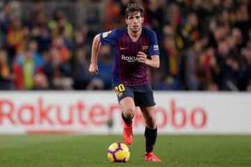 Sergi Roberto el comodín del Barça