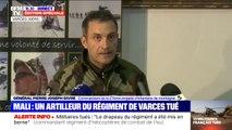 """""""Ils étaient des soldats d'élite et d'exception."""" Le commandant de la 27e brigade d'infanterie de montagne rend hommage aux militaires décédés au Mali"""