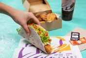 A Taco Bell First: Fried Chicken With a Tortilla Chip Crust Joins the Menu