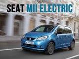 Essai Seat Mii Electric 83 ch 2019