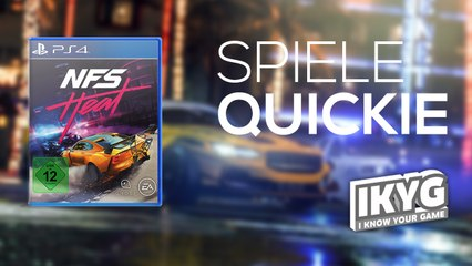 Need for Speed Heat - Spiele-Quickie