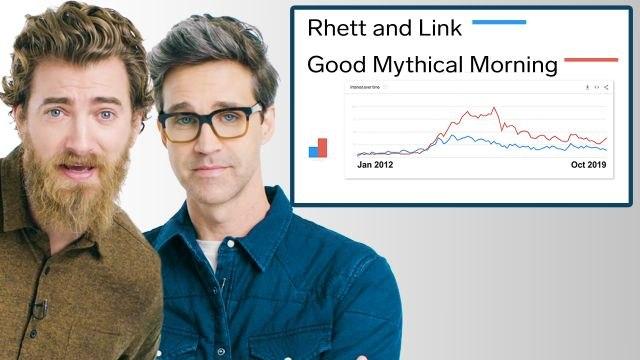 Rhett & Link Explore Their Impact on the Internet