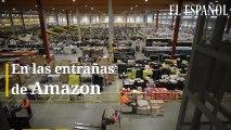 Visitamos las entrañas de Amazon