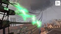 Half-Life Alyx, the video game trailer