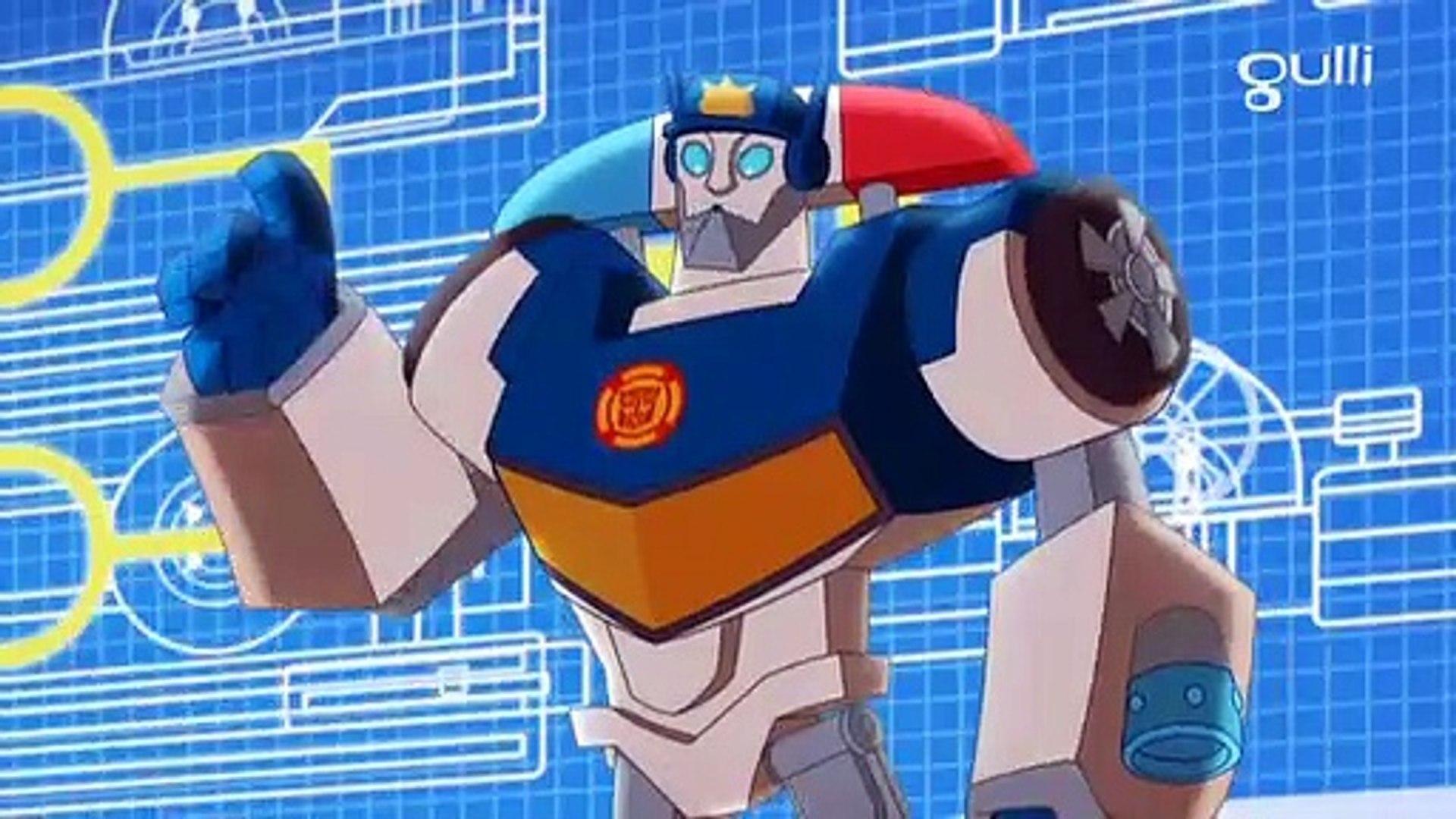 Transformers Rescue Bots Academy - Saison 1, Episode 50  Transformers Rescue Bots Academy