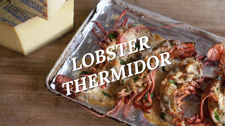 How to Make the Ultimate Lobster Thermidor