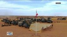 Le Liptako : zone où se concentre l'essentiel des combats de l'opération Barkhane