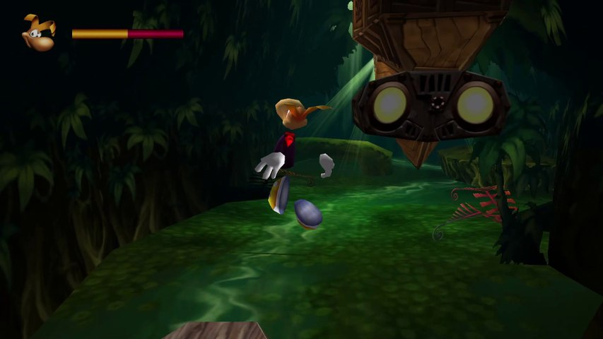 MortaLet's Play - Rayman 2 The Great Escape (PC) [Partie 4 : Le Bayou]