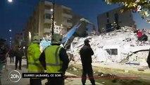 Albanie : les secours sont à l'œuvre après le tremblement de terre