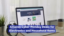 The Amazon Deals On Cyber Monday